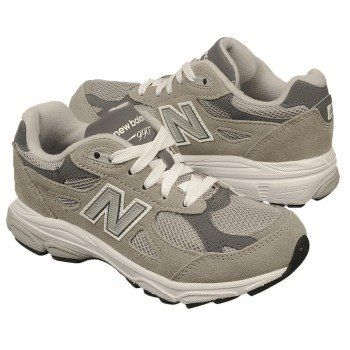 New Balance The 990 Grd Shoes (Grey) - Kids' Shoes - 3.5 W