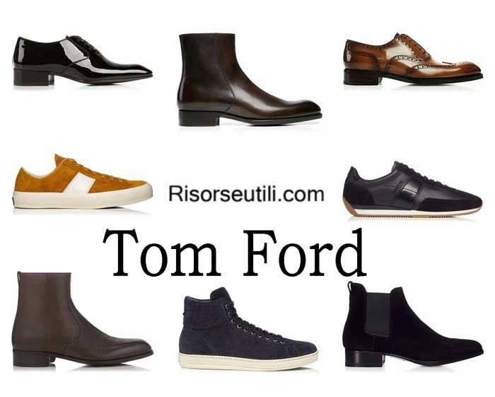Shoes Tom Ford fall winter 2016 2017 for men