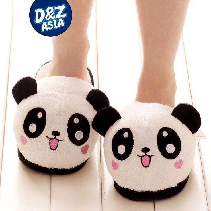 Жира панда прекрасный плюшевые игрушки тапочки плюшевые ...