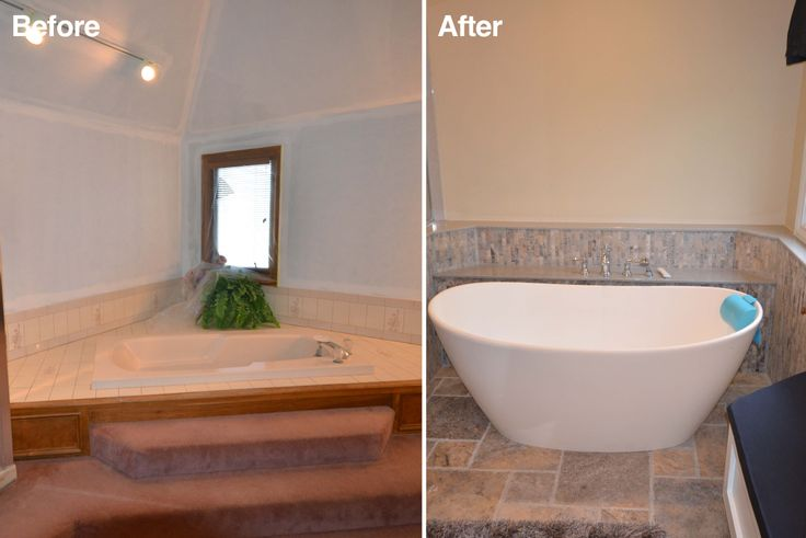 20 Best Images About Before And After Bathroom Remodel On Pinterest Small Bathroom Remodeling