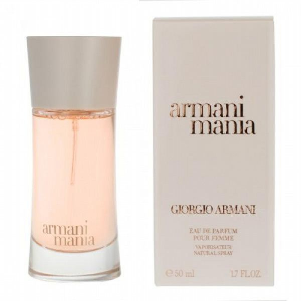 Level up your style with Giorgio Armani Mania. Get it only from Luxury Perfume, the home of huge discounts and great deals. Free U.S Shipping on orders over $59.00.