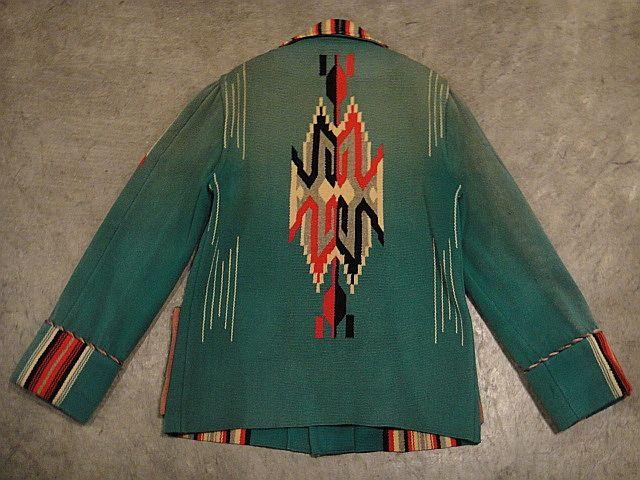 vintage chamayo jacket