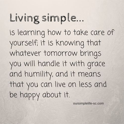 Get Started Living a Simple Life - I remember in the very beginning we had to start small. We had to find ways we could get started living a simple life while figuring out the bigger picture. #simpleliving #homesteading