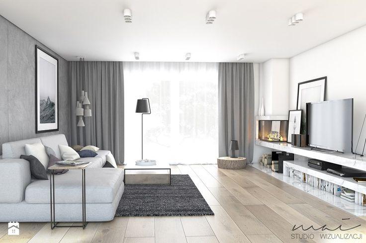 Dom jednorodzinny №2 - zdjęcie od MAI - studio wizualizacji