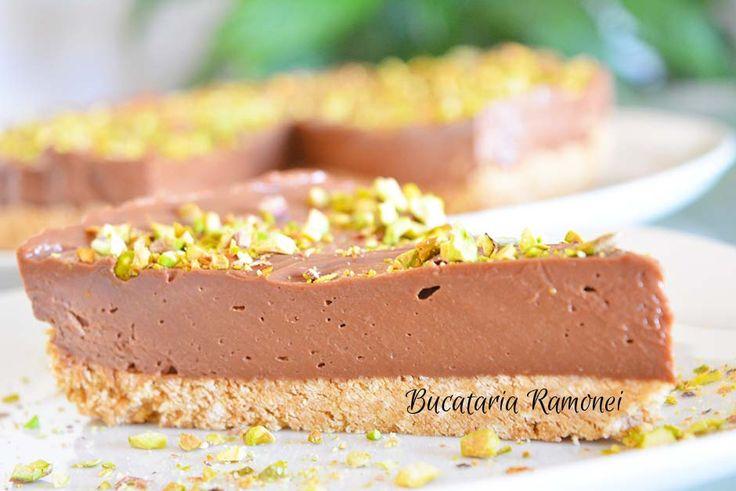 Cheesecake cu Nutella este un delicios desert cremos si foarte usor de preparat inspirat din bucataria americana, obtinut din doar 4 ingrediente.