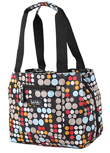 Nicole Miller Of New York Insulated Lunch Cooler 11 Bag Love It For Work Or Baby Bottles