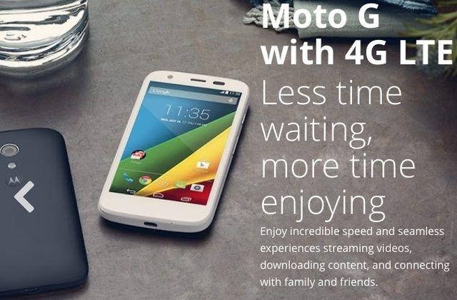 Motorola Moto G 4G: CyanogenMod 11 ROM Released