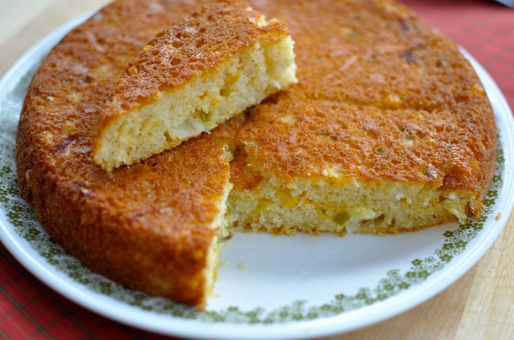 Mama's Mexican Cornbread ~ http://www.southernplate.com