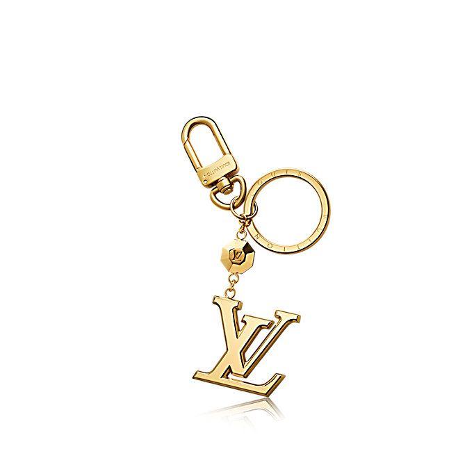Porte-clés LV Facettes  FEMME ACCESSOIRES Porte-clés, bijoux de sac et autres | LOUIS VUITTON