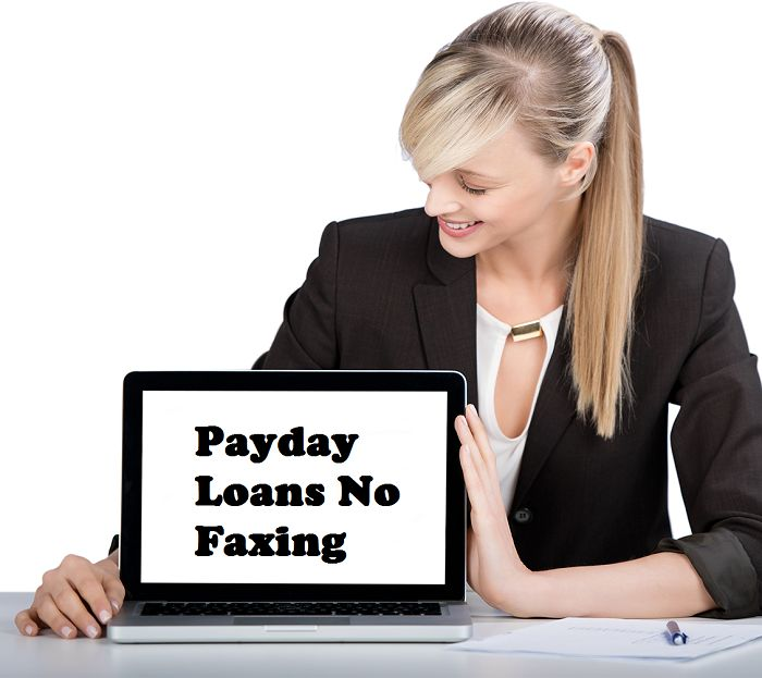 With the #paydayloansnofaxing method you have the chance to obtain access to quick finances, without the required for any certification neither at the time of submission nor after that through faxing.