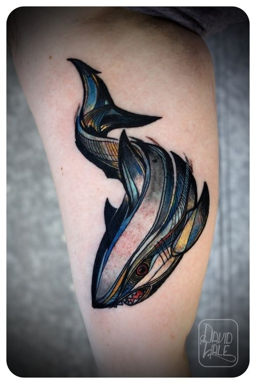 David Hale--I don't like the subject but I love the work.