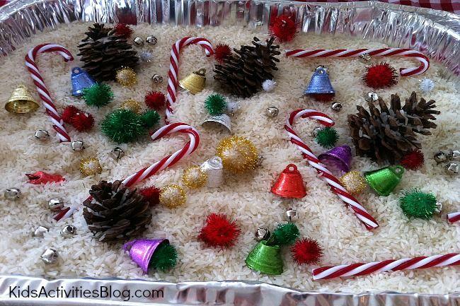 Preschool Christmas Activities for Kids