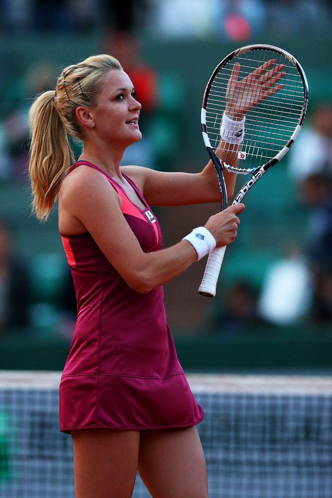 Agnieszka Radwanska - French Open 2013