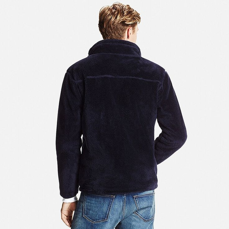 MEN BLOCKTECH Smooth Fleece Jacket (8 colours)
