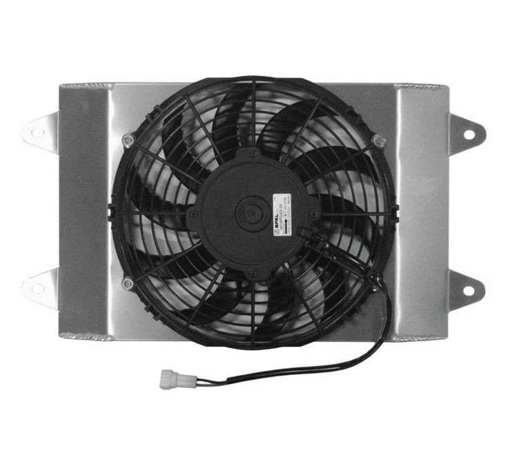 Sponsored Ebay Universal Parts Spal High Performance Cooling Fans