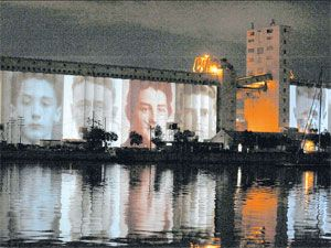 Moulin à images - Robert Lepage