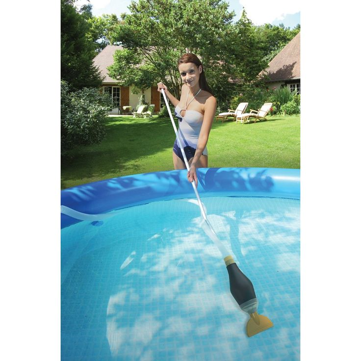 Skooba Above Ground Pool Vacuum Cleaner - Overstock Shopping - The Best Prices on Pool Cleaning Tools