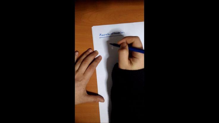 GENEL MUHASEBE- MUHASEBE TEMEL KURALLARI