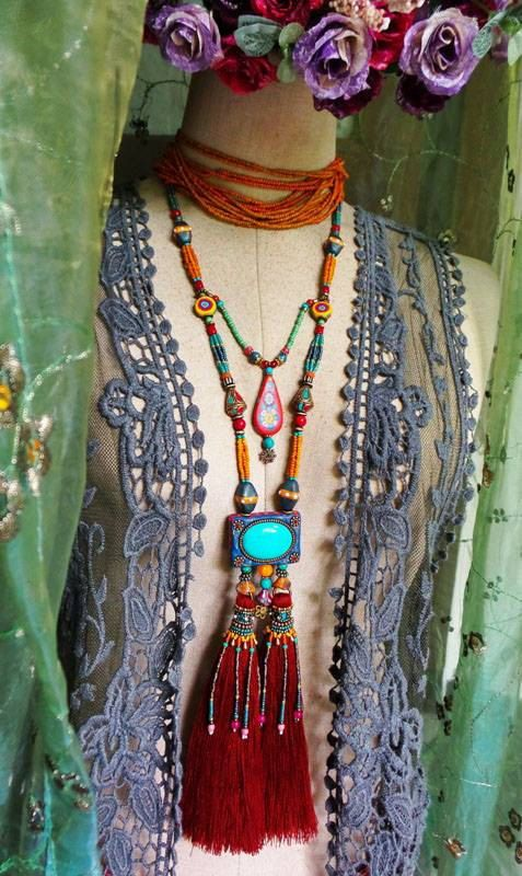 Handcrafted Bohemian Jewelry
