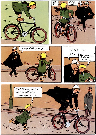 Kvik and Flupke - Hergé's Irregulars