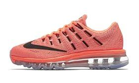 These Nike womens running shoes are very in your face and can probably seen from outer space.