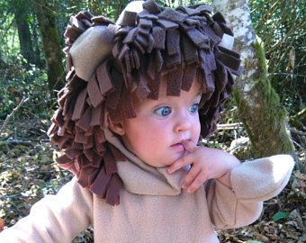 Lion Halloween Baby Costume, infant costume Babies First Halloween Costume size 6-12 mo.
