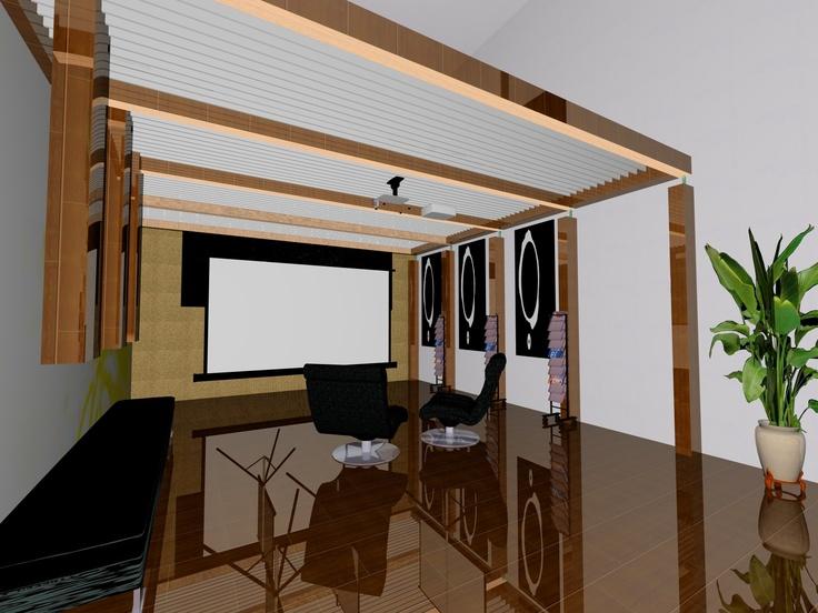 AVC's design for our new dealer training demo room