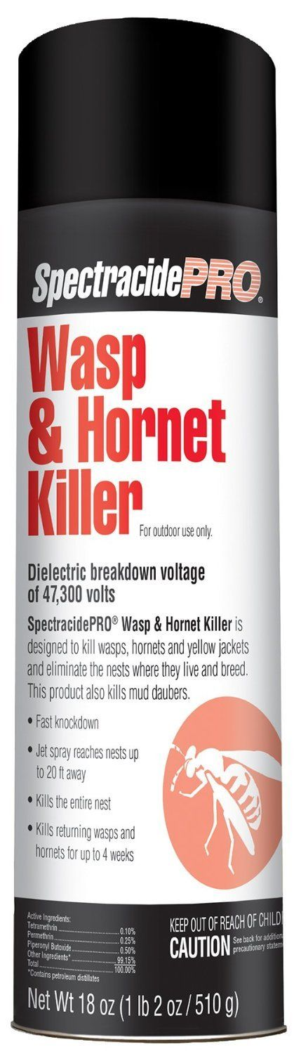 SpectracidePRO Wasp & Hornet Killer (Aerosol) (HG-30110) (Pack Of 2) -- Awesome products selected by Anna Churchill