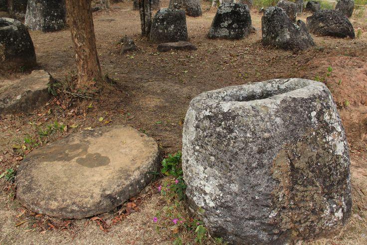 Plain of Jars Site III, Laos