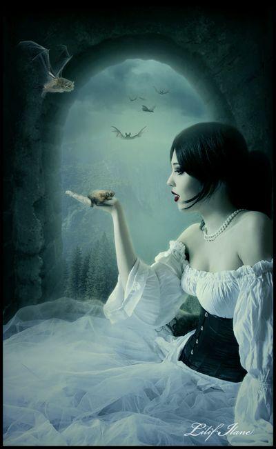 Tragedy of a vampire  Lilif Ilane