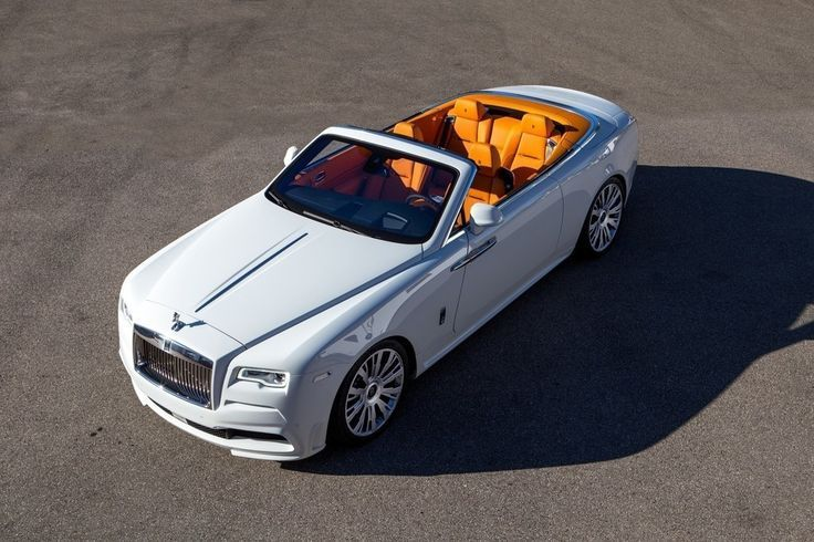 Nice Rolls-Royce 2017 - White Rolls-Royce Dawn, top view, luxury car wallpaper... Check more at http://24car.ml/my-desires/rolls-royce-2017-white-rolls-royce-dawn-top-view-luxury-car-wallpaper/