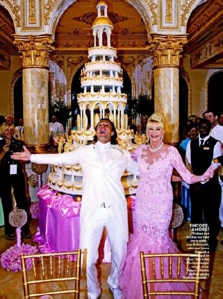 Ivanka Trump Wedding Gown Real Life Celebrity Weddings