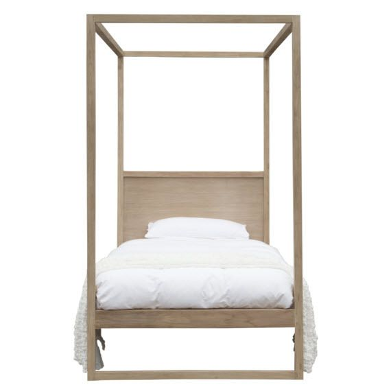 Strand 4 Poster Bed King Single
