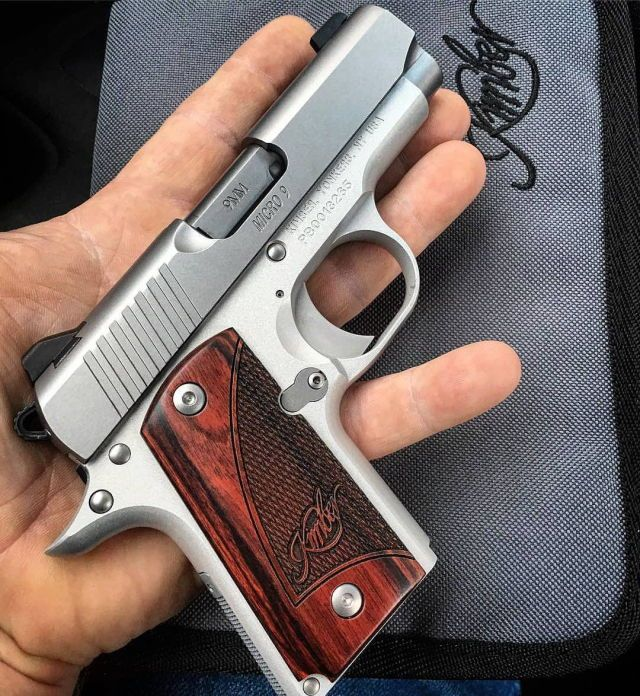 MΔΠUҒΔCTURΣR: Kimber 