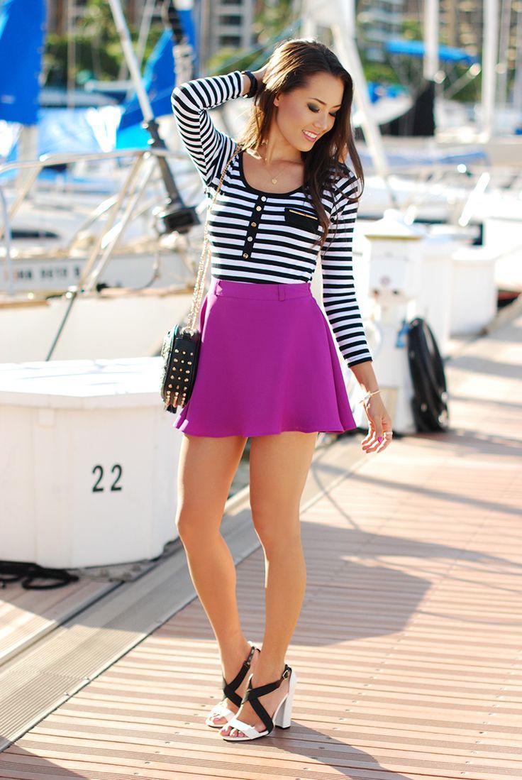 Favori Oltre 25 idee originali per Blog di moda su Pinterest | Moda da  EM53