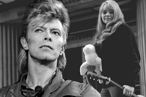 David Bowie's first girlfriend on the crazy times they shared - http://www.mirror.co.uk/3am/celebrity-news/david-bowies-first-girlfriend-crazy-7162115