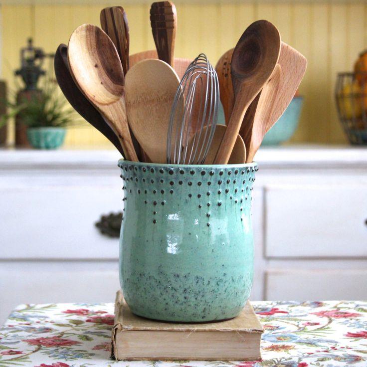 25+ Best Ideas About Organizing Kitchen Utensils On