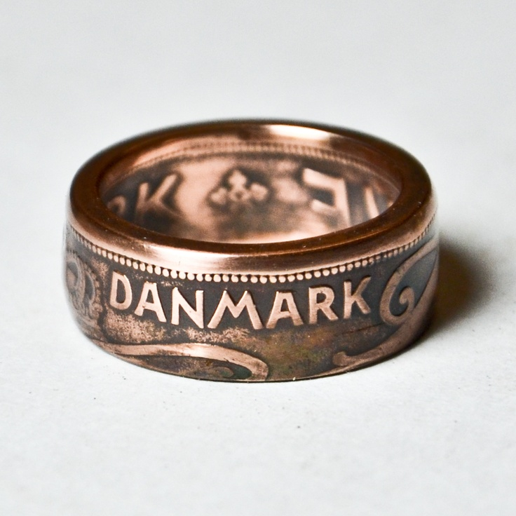 how to make a ring out of a penny