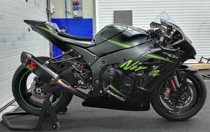 Kawasaki ZX10R 2016 - Page 19