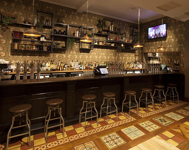 Tapestry Bar at Fitzy's Toowoomba by Brand + Slater Architects. [ Photography - Alex Donnini ]