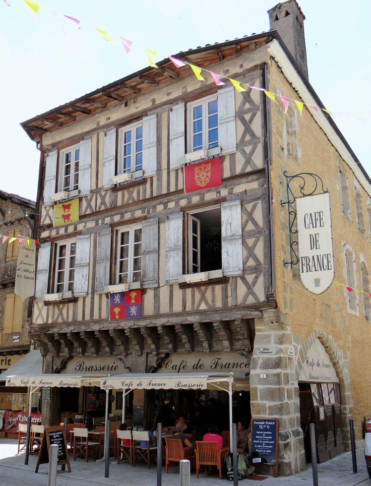 Eauze - Maison de Jeanne d'Albret - Gers dept. - Midi-Pyrénées region, France