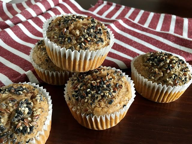 Cuor di Ciambella: Muffin (Vegan) semplici e veloci Senza Zuccheri aggiunti!!!