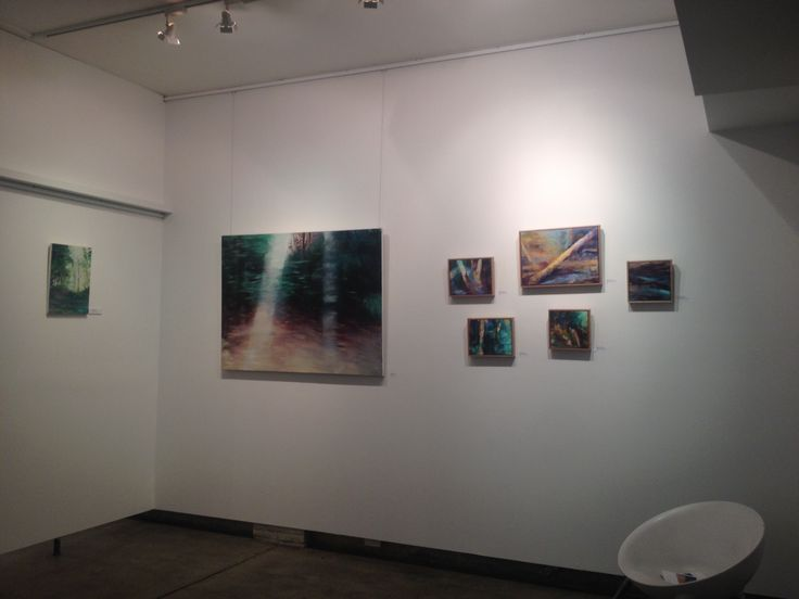 E-motion solo exhibition opening at White Canvas Gallery Fortitude Valley July 2015