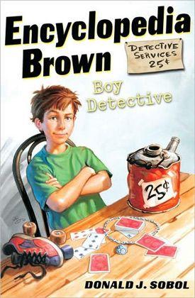 Encyclopedia Brown author Donald SobolWorth Reading, Sobol, Donald O'Connor, Encyclopedia Brown, Book Worth, Comics Book, Boys Detective, Favorite Book, Children Book