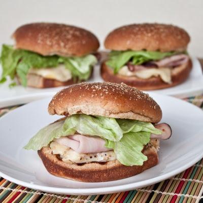 Chicken cordon bleu sandwhiches | Random | Pinterest | Chicken Cordon ...
