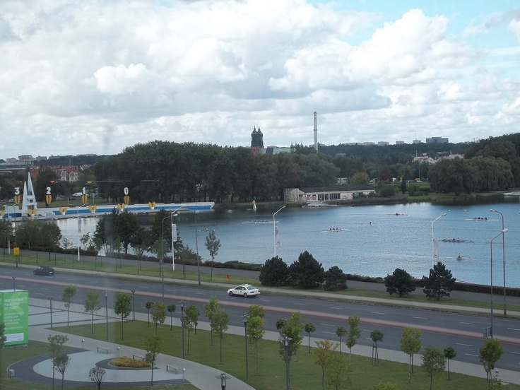 2011-Poznan- Lake Rowing Park