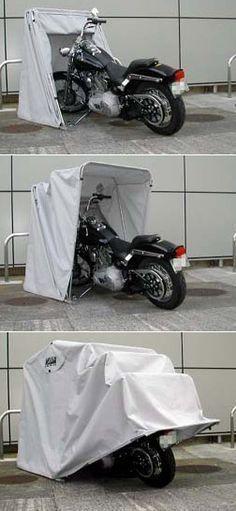 Harley Davidson motorcycle cover