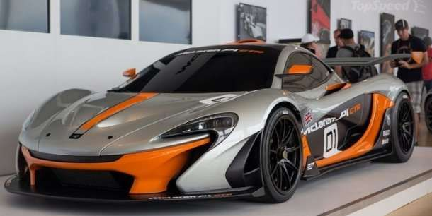 2016 McLaren P1 GTR http://2015carsreviews.com/2016-mclaren-p1-gtr-debut-geneva-auto-show/