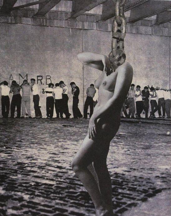Okanoue Toshiko - Arrested People, 1954, Drop of Dreams  Nazraeli Press 2002