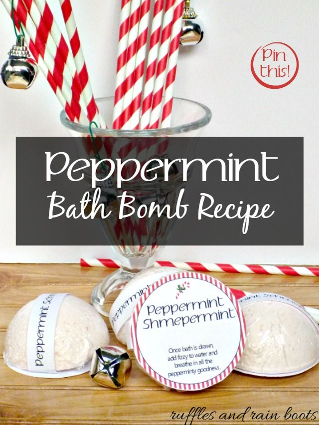 Bath Bombs 101: Recipes and Tutorials from Ruffles and Rain Boots